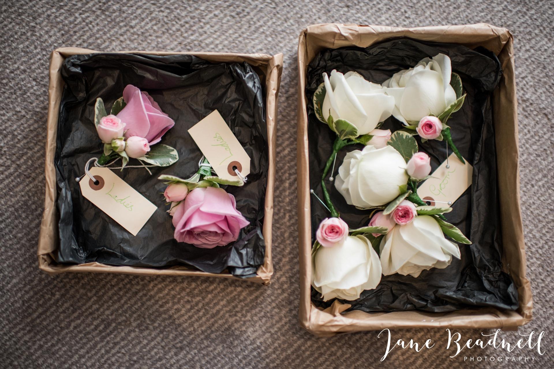 Jane Beadnell fine art wedding photographer Rudding Park Harrogate_0007