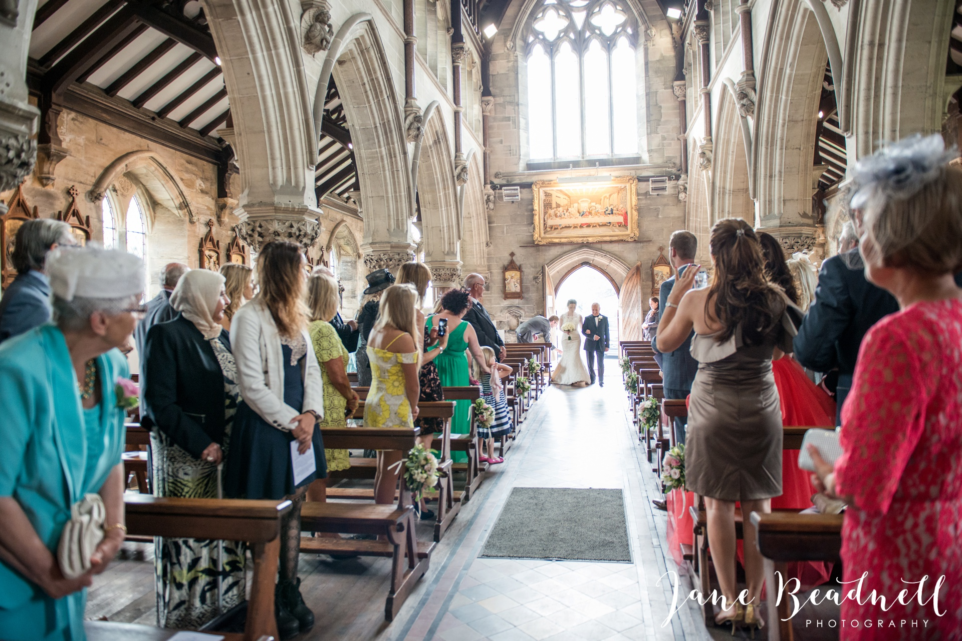 Jane Beadnell fine art wedding photographer Rudding Park Harrogate_0025
