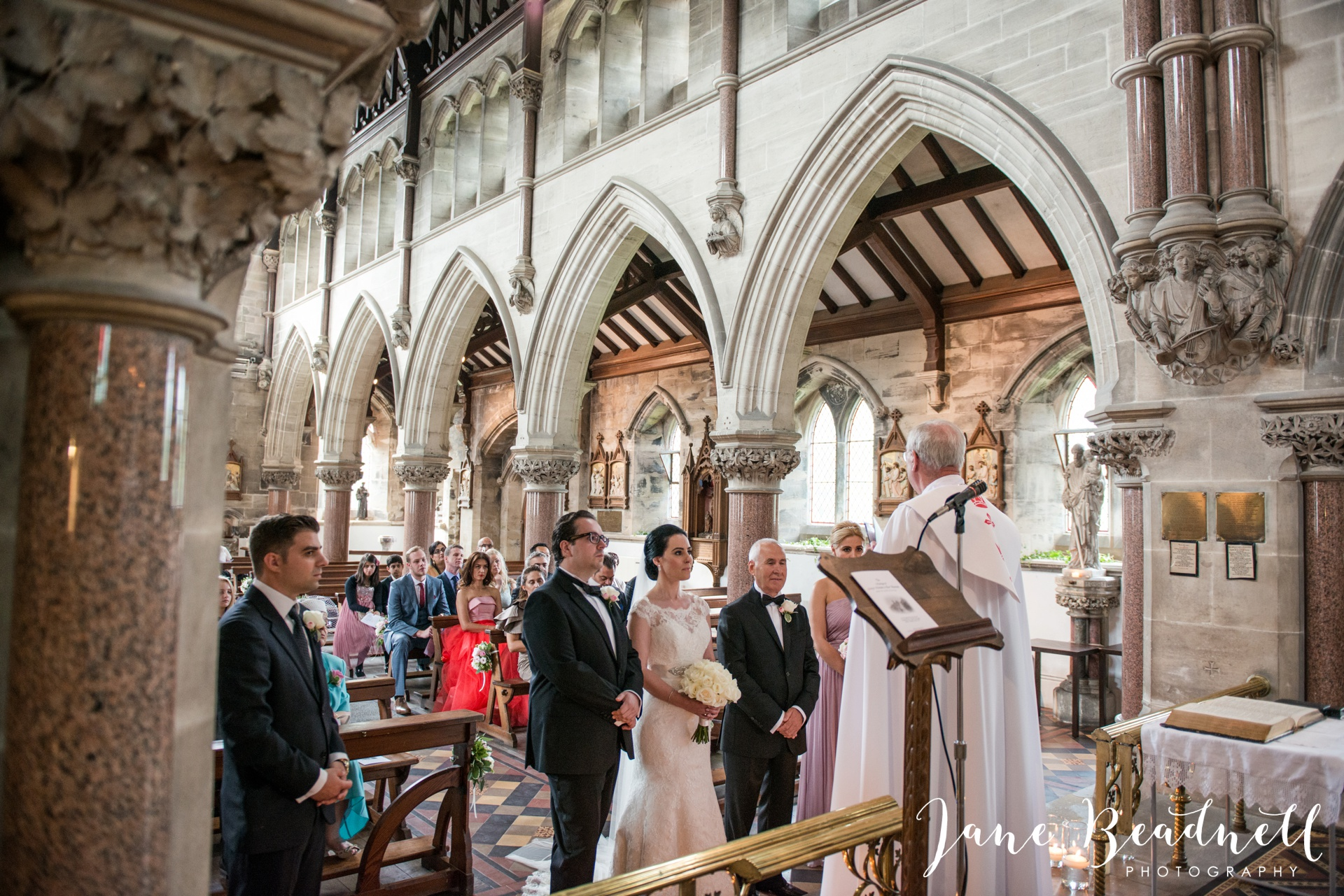 Jane Beadnell fine art wedding photographer Rudding Park Harrogate_0029