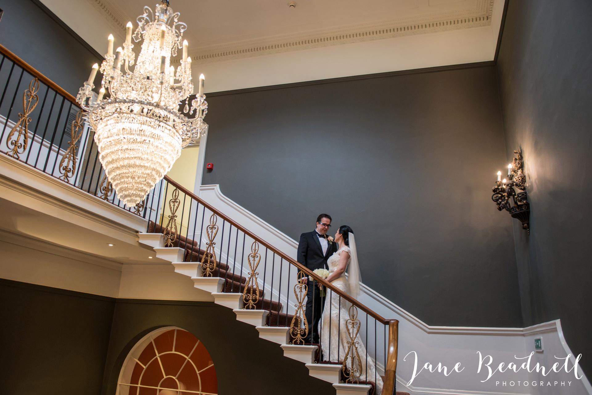 Jane Beadnell fine art wedding photographer Rudding Park Harrogate_0035