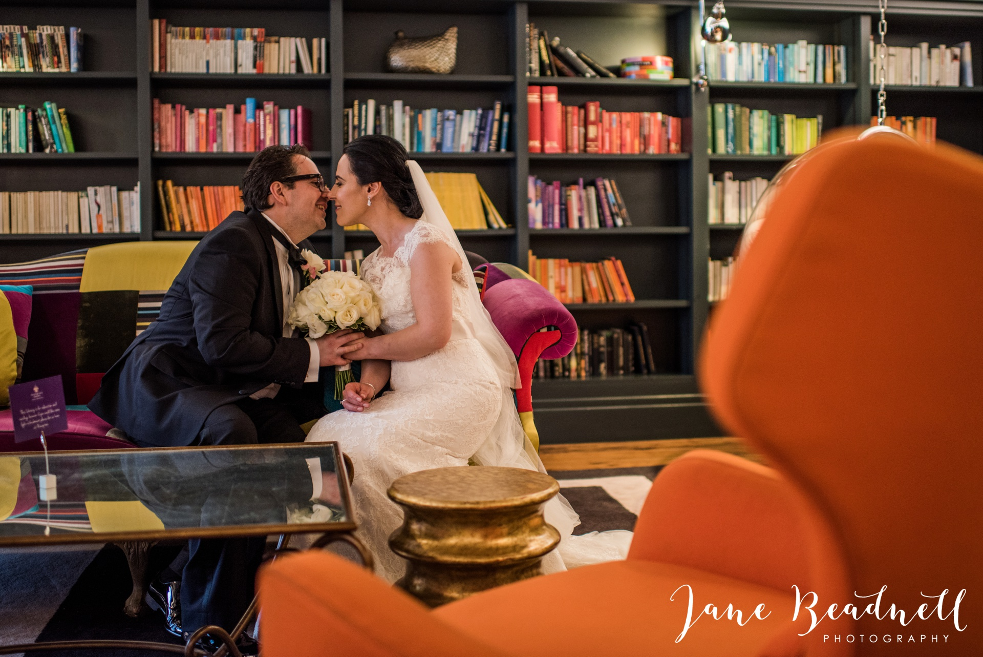 Jane Beadnell fine art wedding photographer Rudding Park Harrogate_0041
