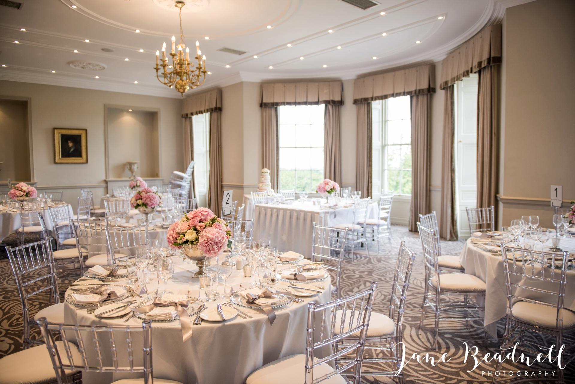Jane Beadnell fine art wedding photographer Rudding Park Harrogate_0043