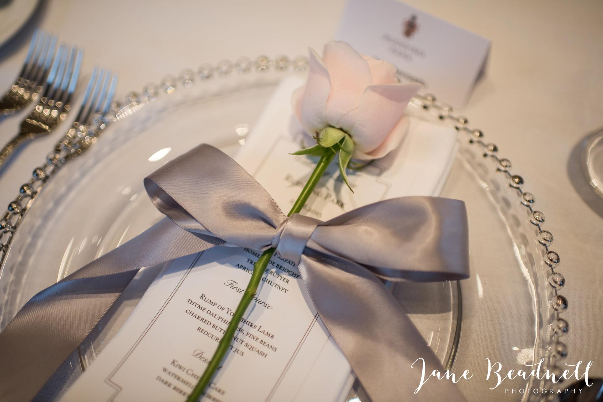 Jane Beadnell fine art wedding photographer Rudding Park Harrogate_0049