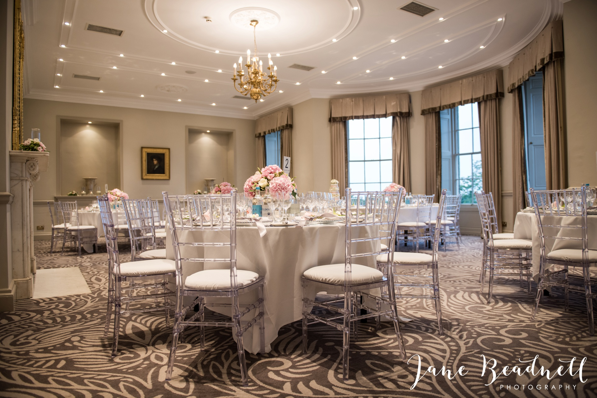 Jane Beadnell fine art wedding photographer Rudding Park Harrogate_0050