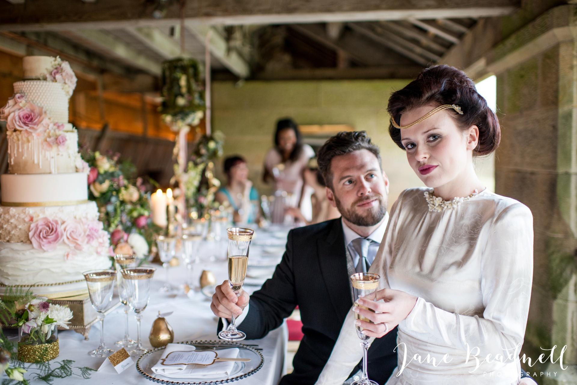 Jane Beadnell fine art wedding photographer Swinton Park25