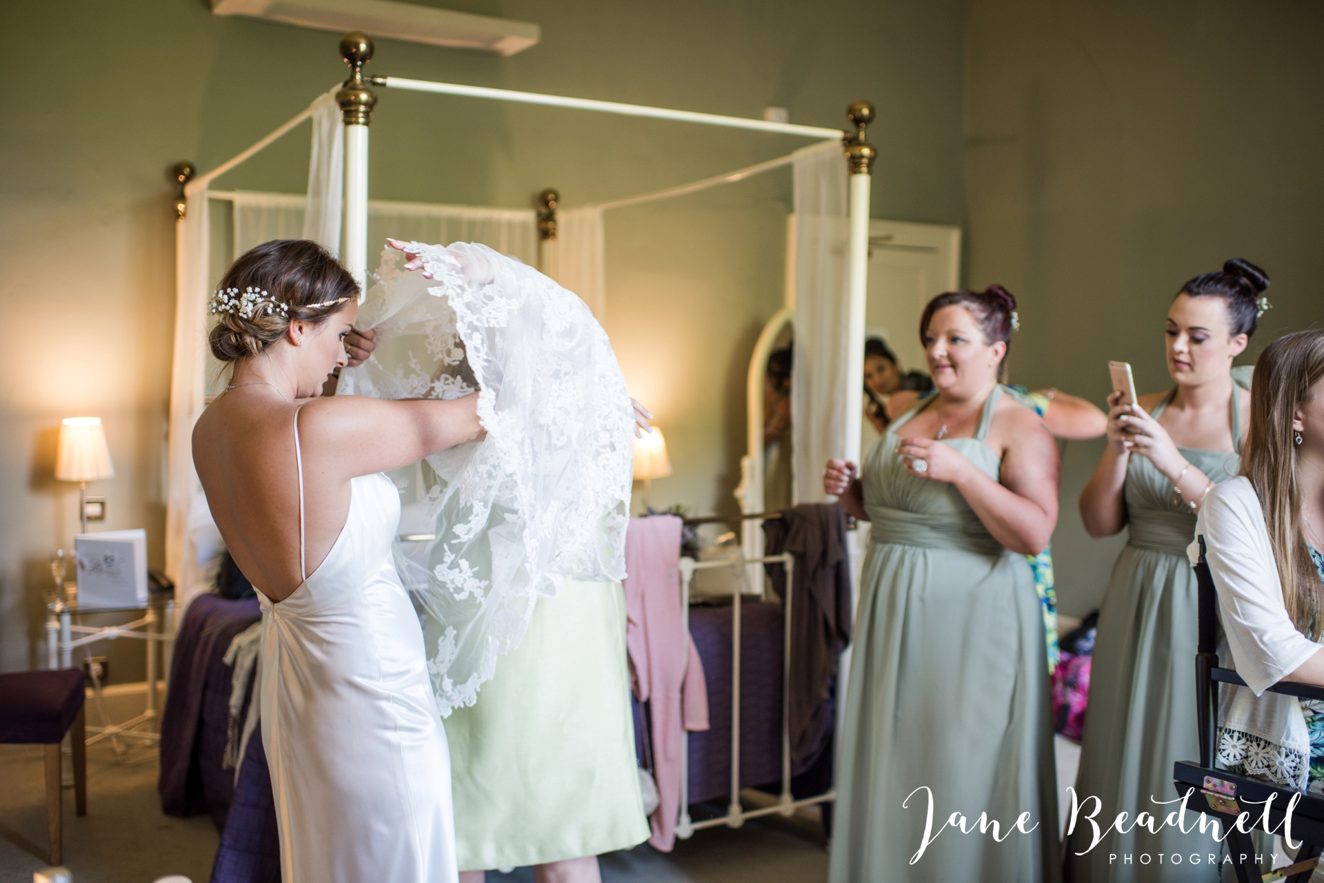 Jane Beadnell fine art wedding photographer The Old Deanery Ripon_0014
