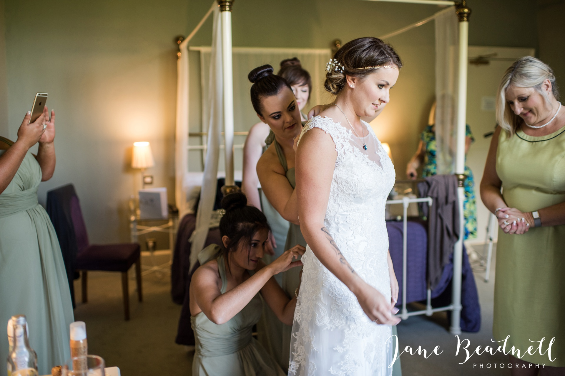 Jane Beadnell fine art wedding photographer The Old Deanery Ripon_0015