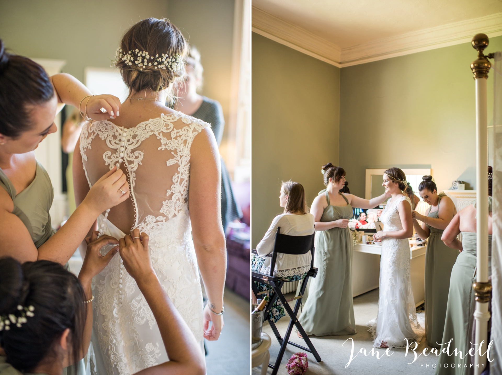 Jane Beadnell fine art wedding photographer The Old Deanery Ripon_0016