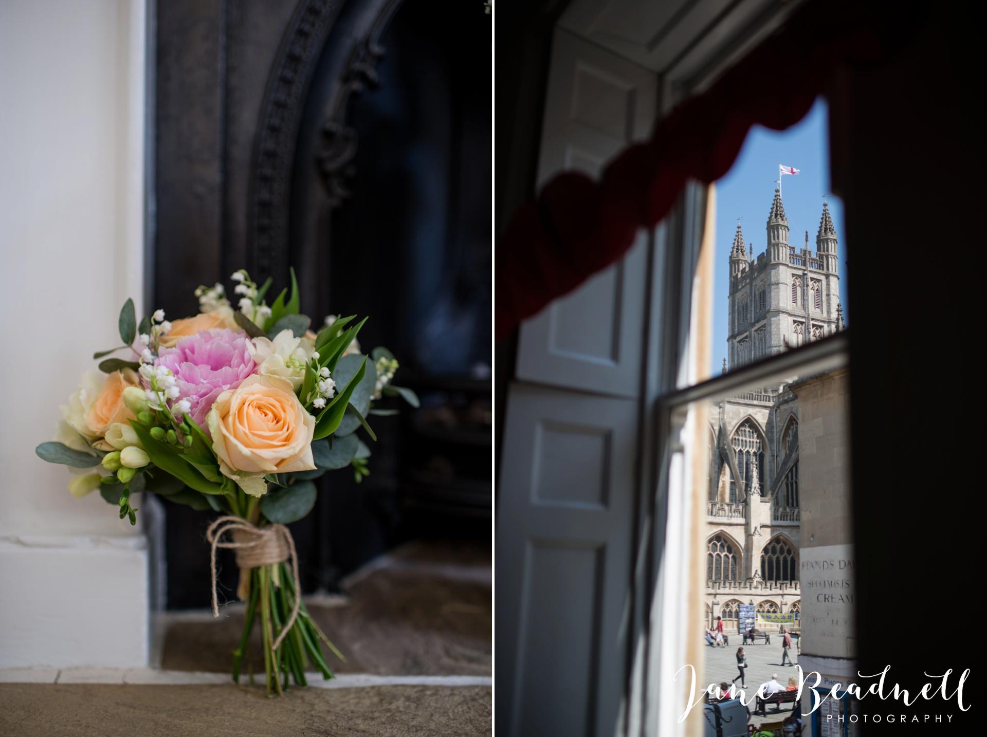 Bath Abbey wedding photography by fine art wedding photographer Leeds Jane Beadnell_1