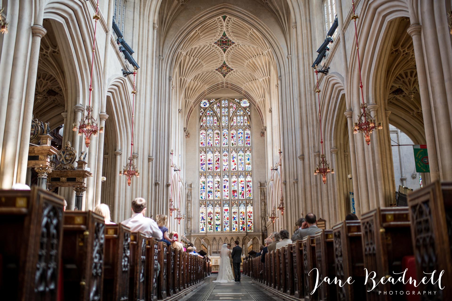 Bath Abbey wedding photography by fine art wedding photographer Leeds Jane Beadnell_12