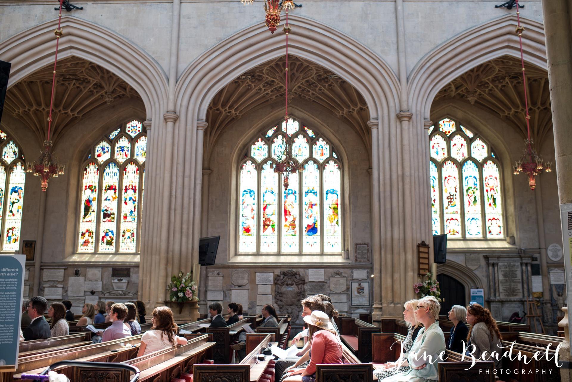 Bath Abbey wedding photography by fine art wedding photographer Leeds Jane Beadnell_16