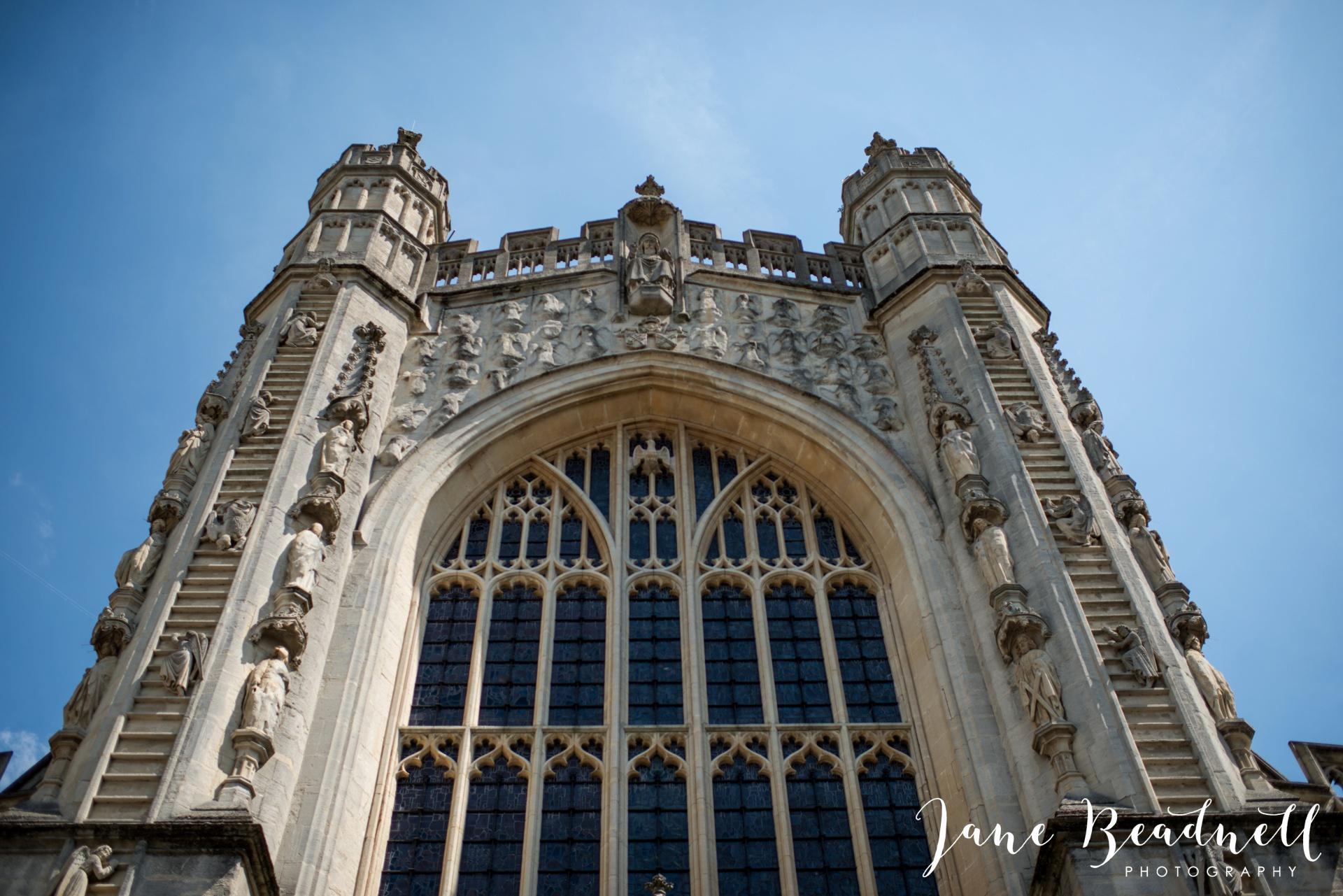 Bath Abbey wedding photography by fine art wedding photographer Leeds Jane Beadnell_19