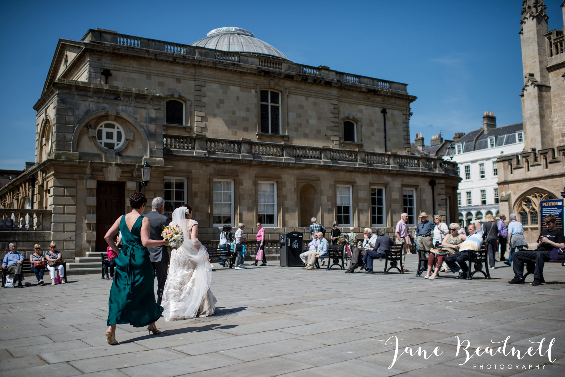 Bath Abbey wedding photography by fine art wedding photographer Leeds Jane Beadnell_3