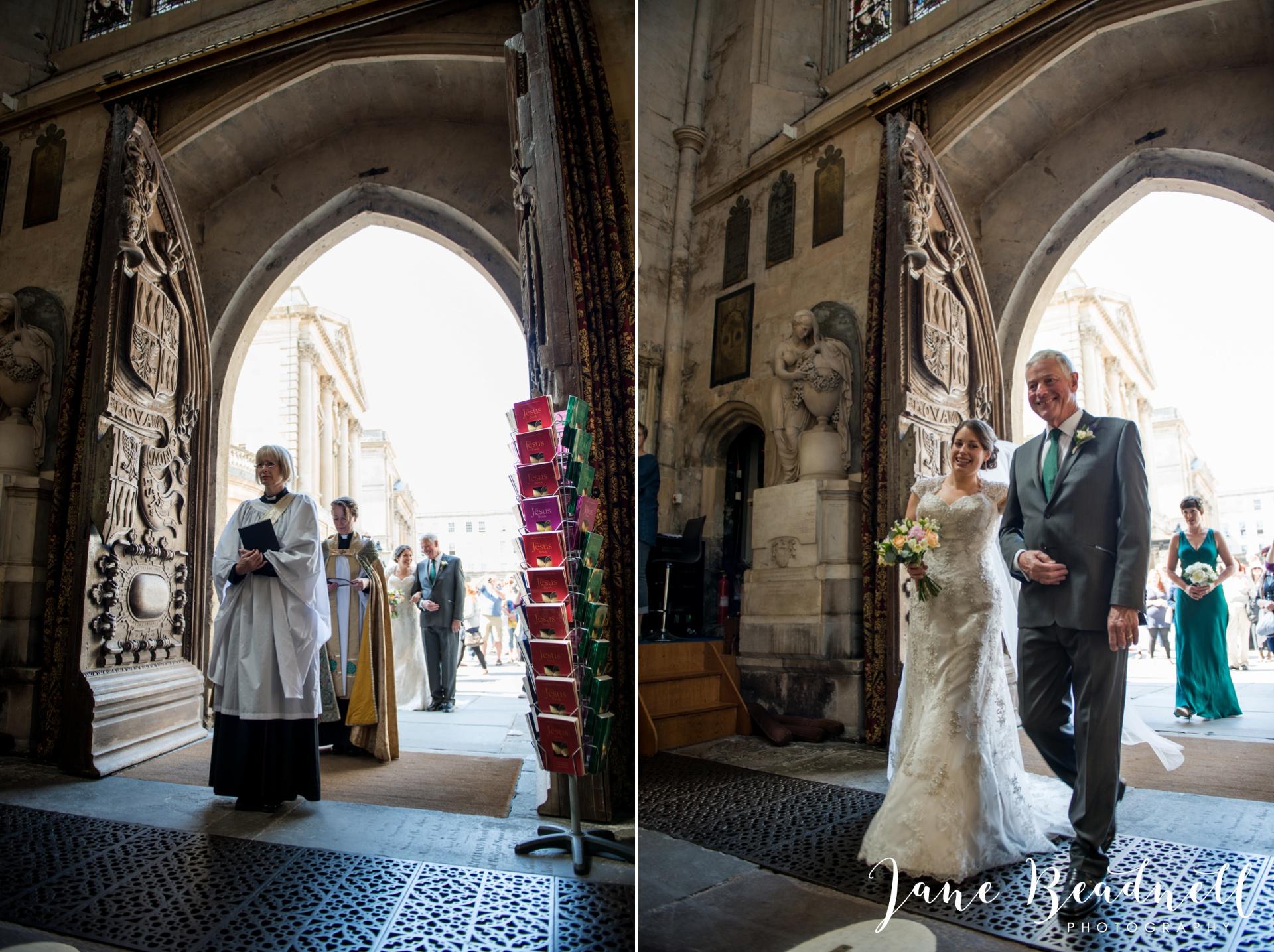 Bath Abbey wedding photography by fine art wedding photographer Leeds Jane Beadnell_6