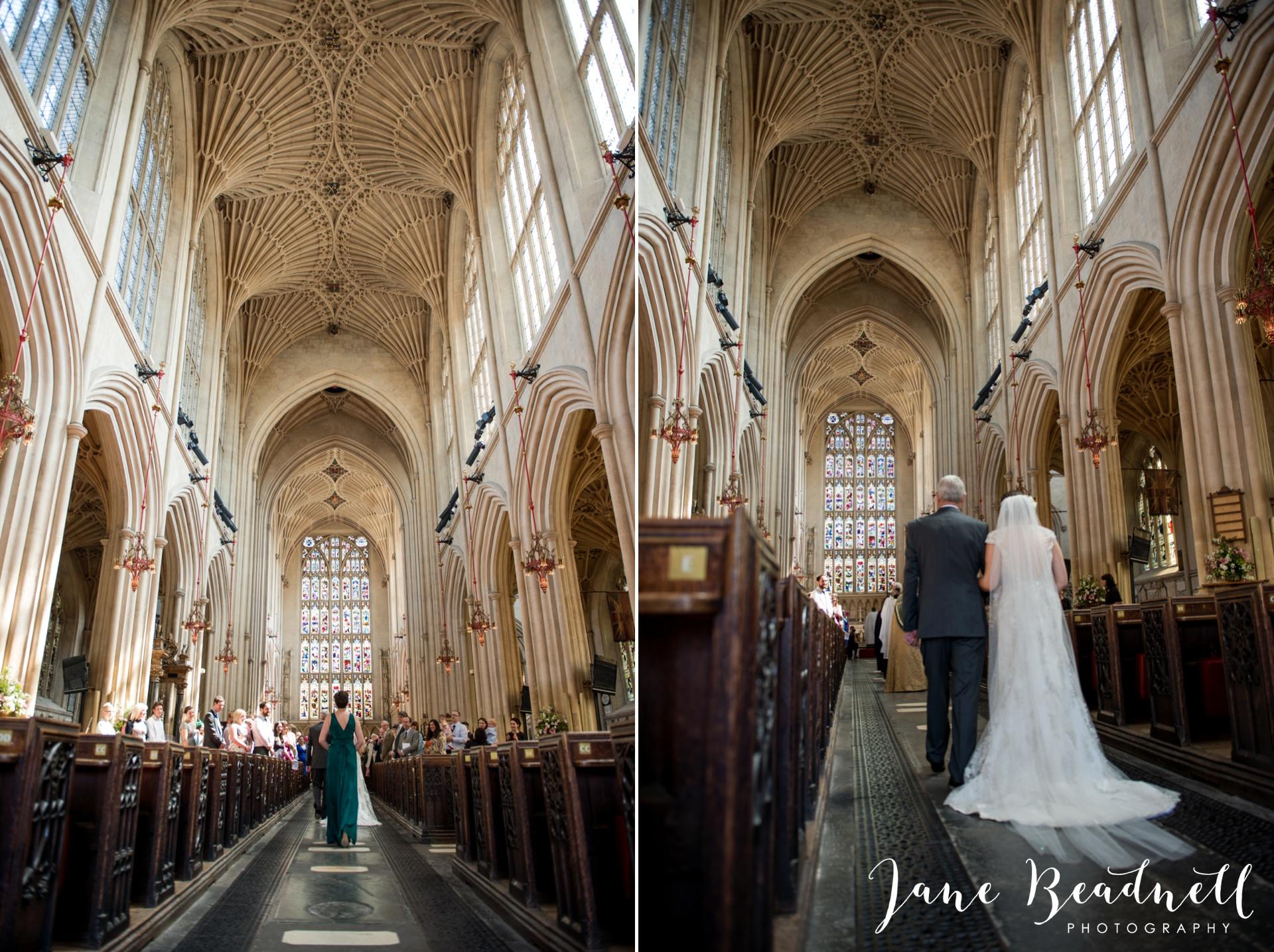 Bath Abbey wedding photography by fine art wedding photographer Leeds Jane Beadnell_7