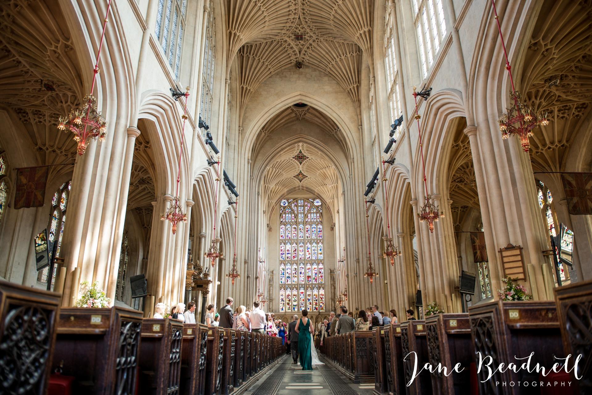 Bath Abbey wedding photography by fine art wedding photographer Leeds Jane Beadnell_8