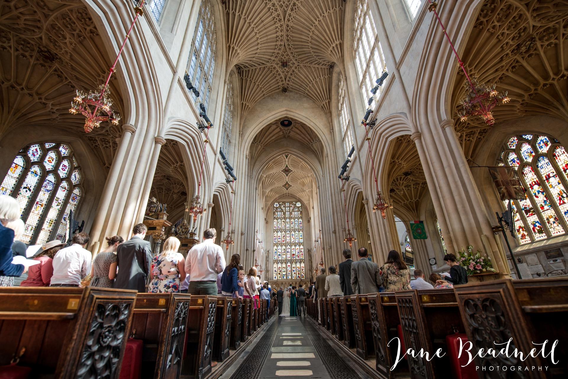 Bath Abbey wedding photography by fine art wedding photographer Leeds Jane Beadnell_9
