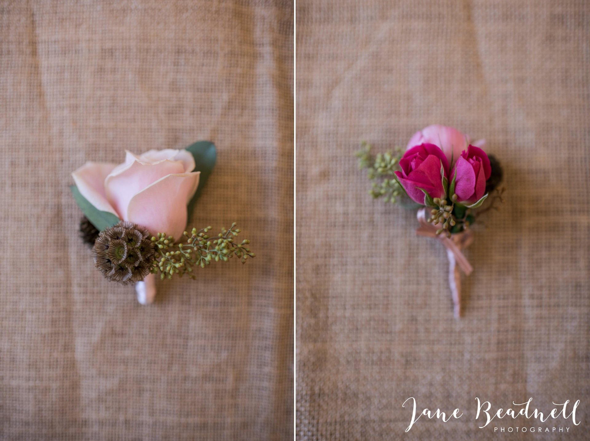Leafy couture wedding flowers wedding photography by Jane Beadnell photography_0009