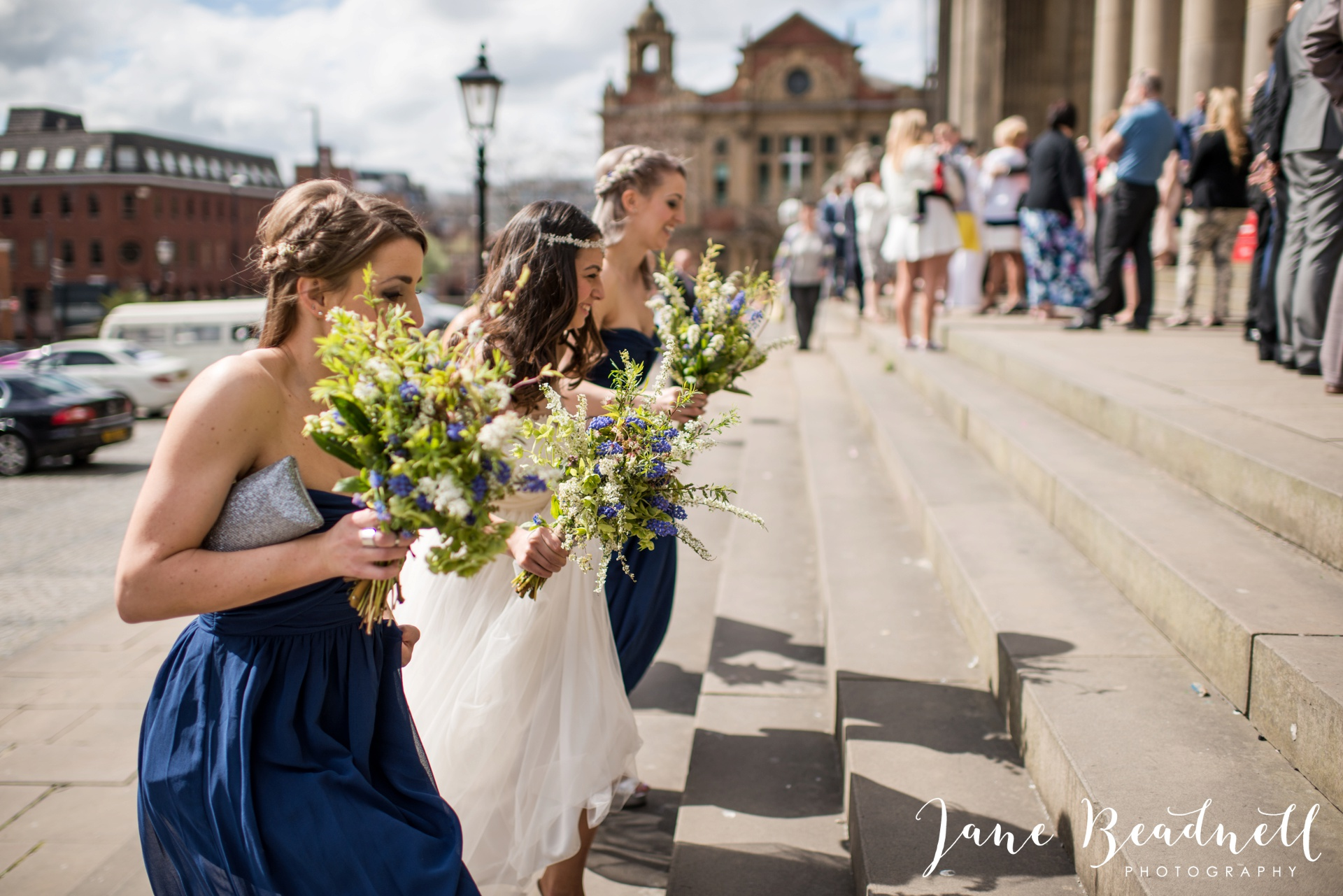 Left Bank Centre Leeds wedding photography by Jane Beadnell photography Yorkshire_0021