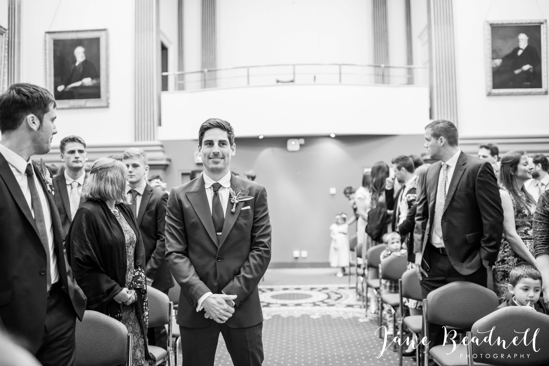 Left Bank Centre Leeds wedding photography by Jane Beadnell photography Yorkshire_0026