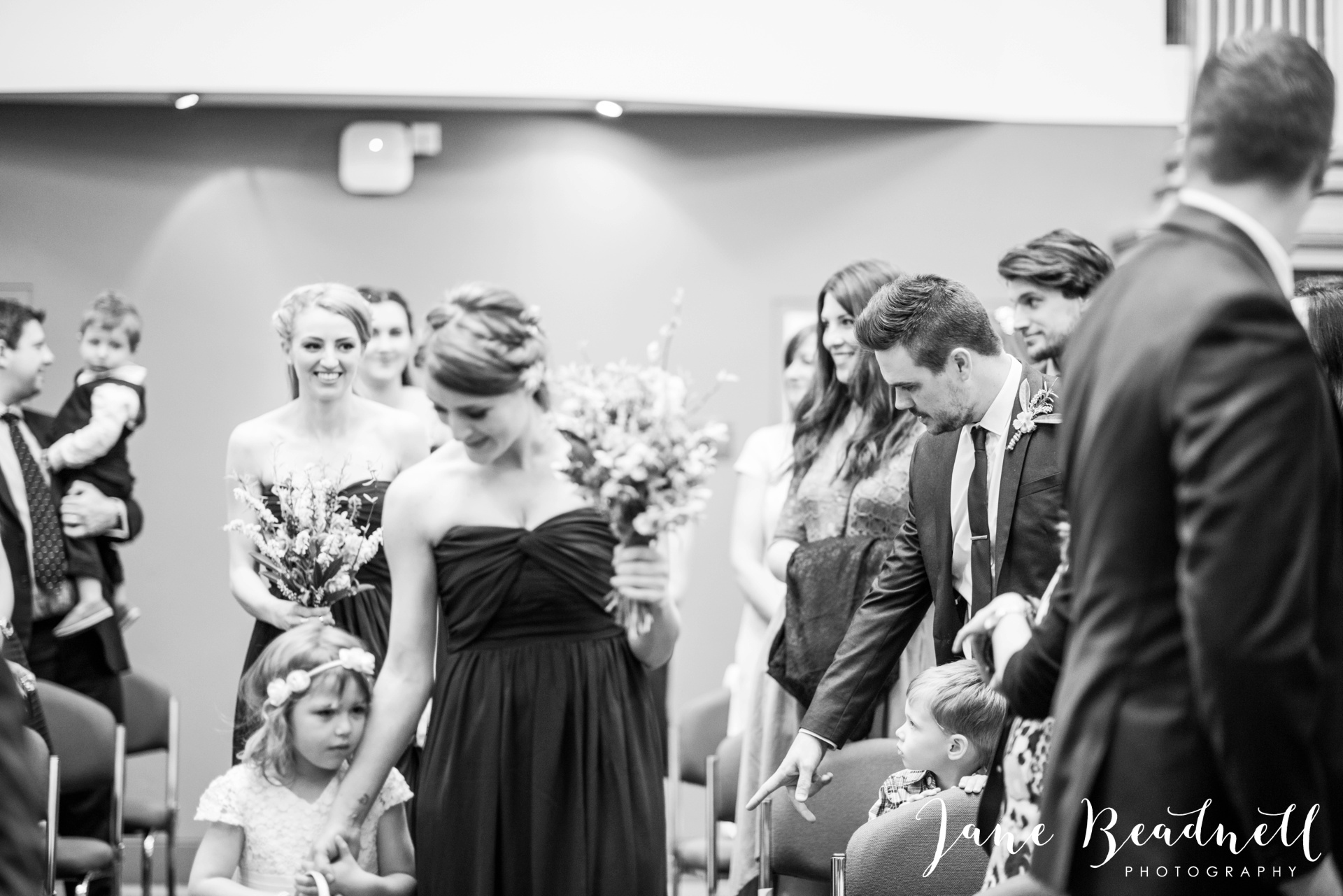Left Bank Centre Leeds wedding photography by Jane Beadnell photography Yorkshire_0027