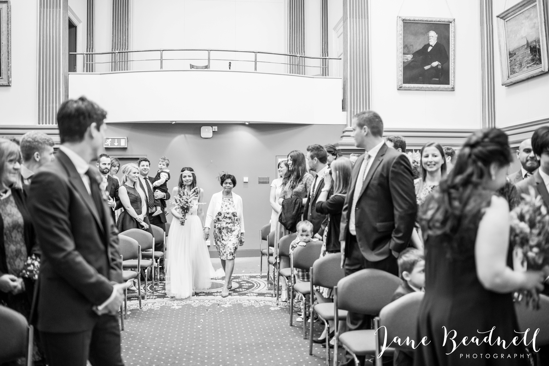 Left Bank Centre Leeds wedding photography by Jane Beadnell photography Yorkshire_0028