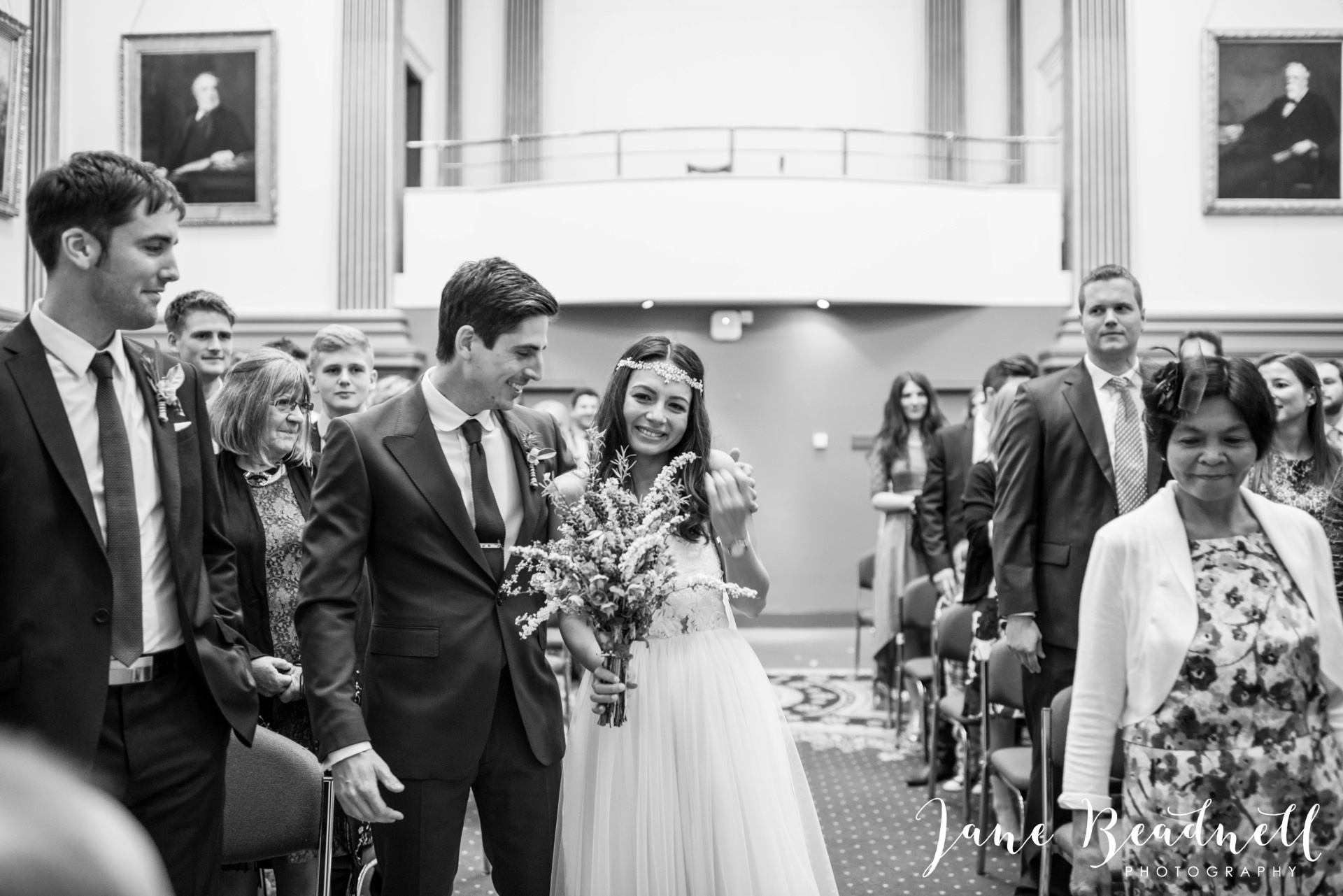 Left Bank Centre Leeds wedding photography by Jane Beadnell photography Yorkshire_0031