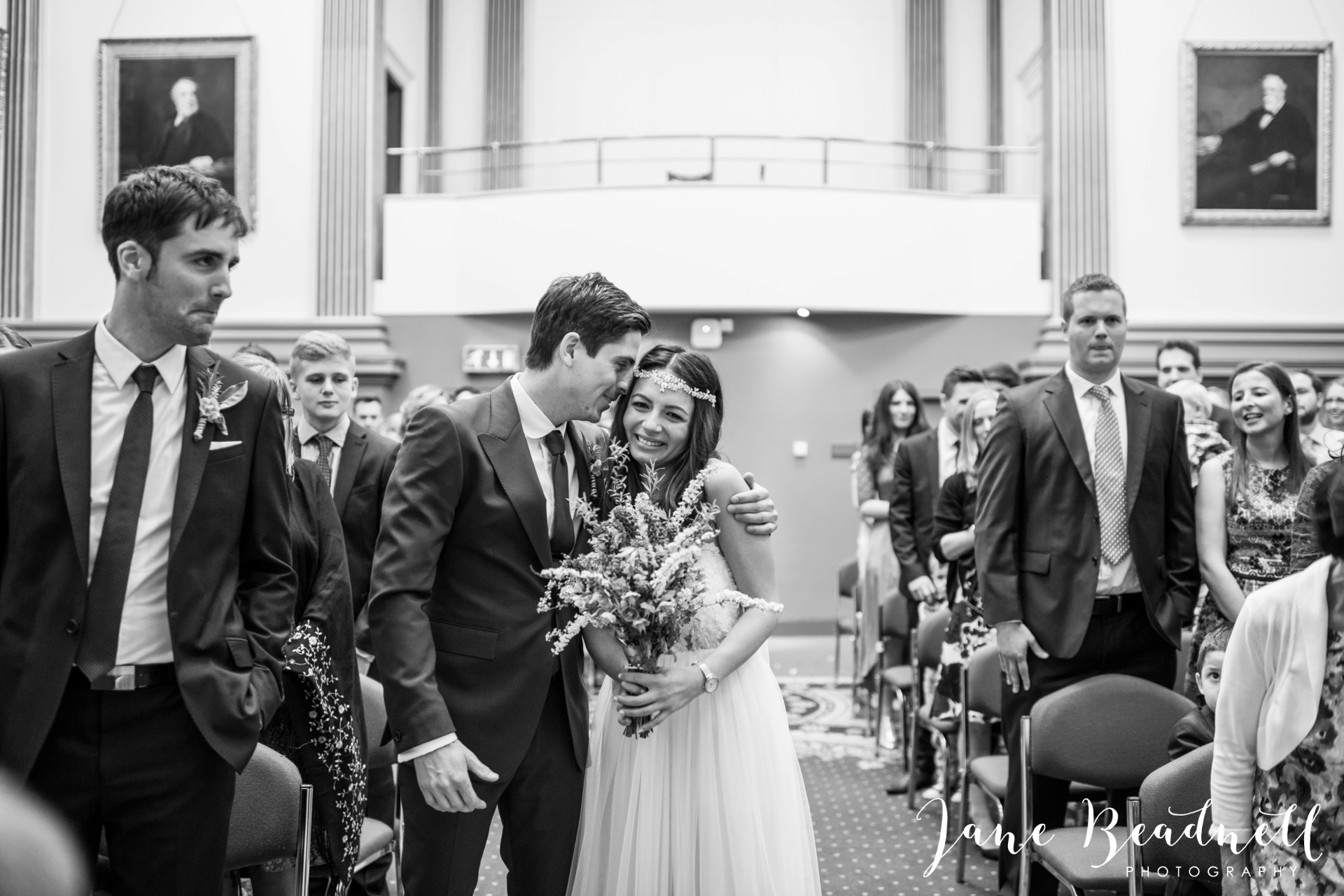 Left Bank Centre Leeds wedding photography by Jane Beadnell photography Yorkshire_0032