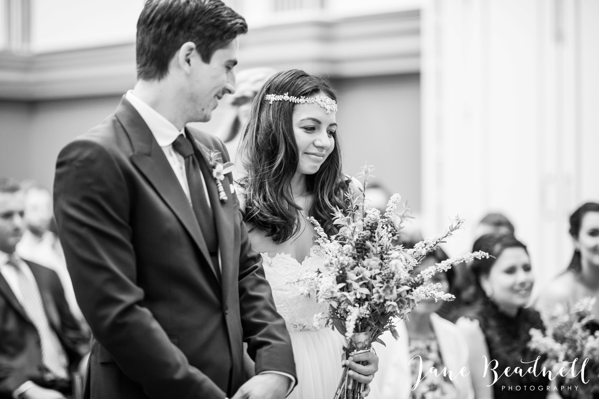 Left Bank Centre Leeds wedding photography by Jane Beadnell photography Yorkshire_0033