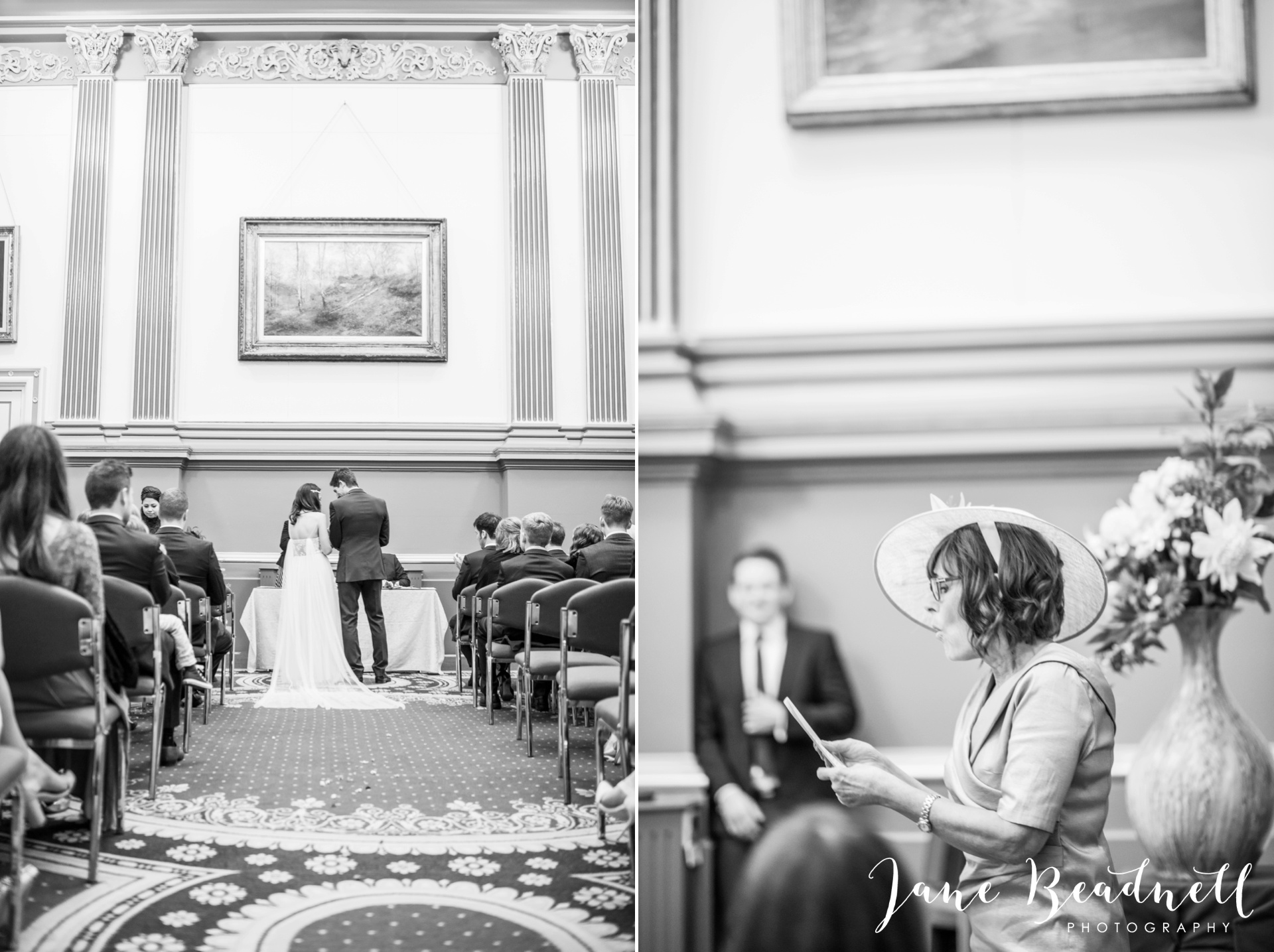 Left Bank Centre Leeds wedding photography by Jane Beadnell photography Yorkshire_0035