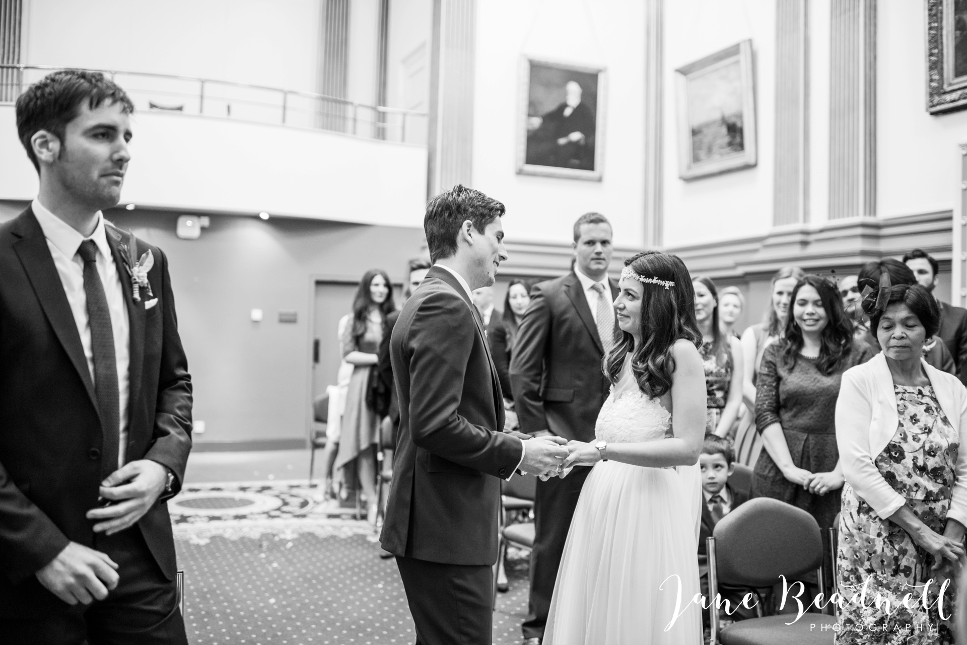 Left Bank Centre Leeds wedding photography by Jane Beadnell photography Yorkshire_0039