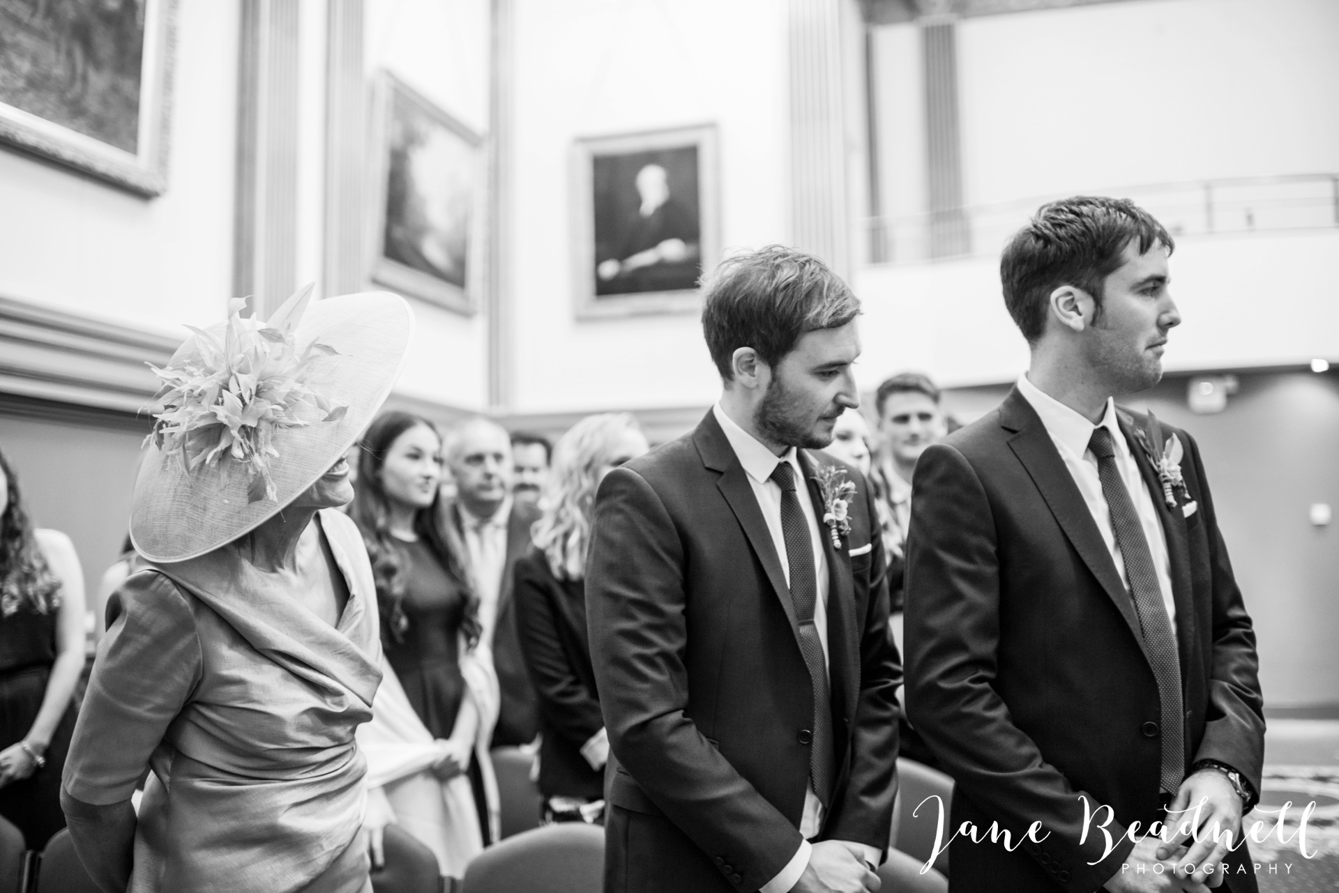 Left Bank Centre Leeds wedding photography by Jane Beadnell photography Yorkshire_0040