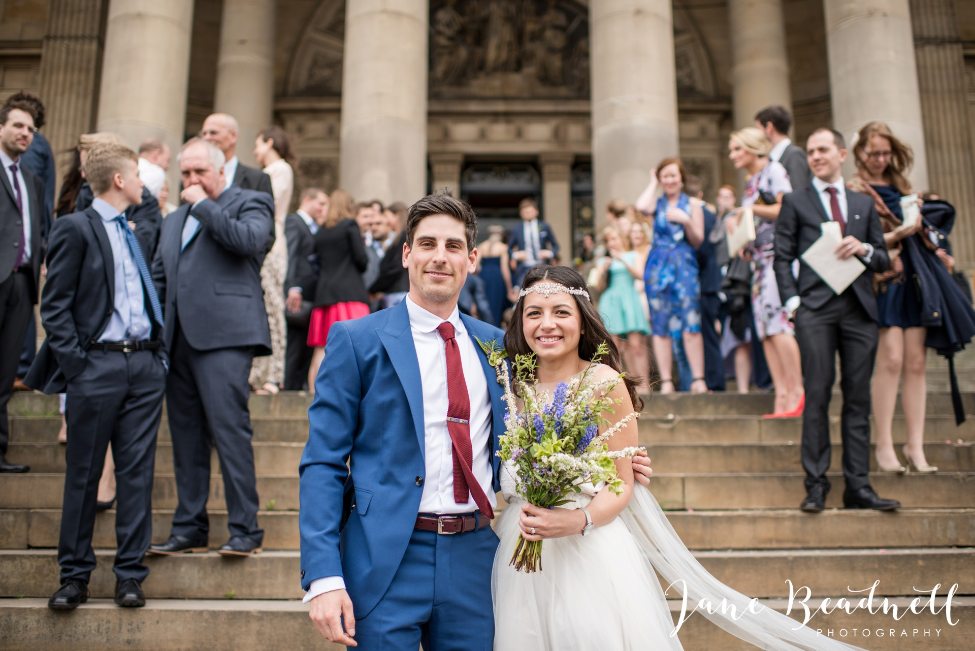 Left Bank Centre Leeds wedding photography by Jane Beadnell photography Yorkshire_0049