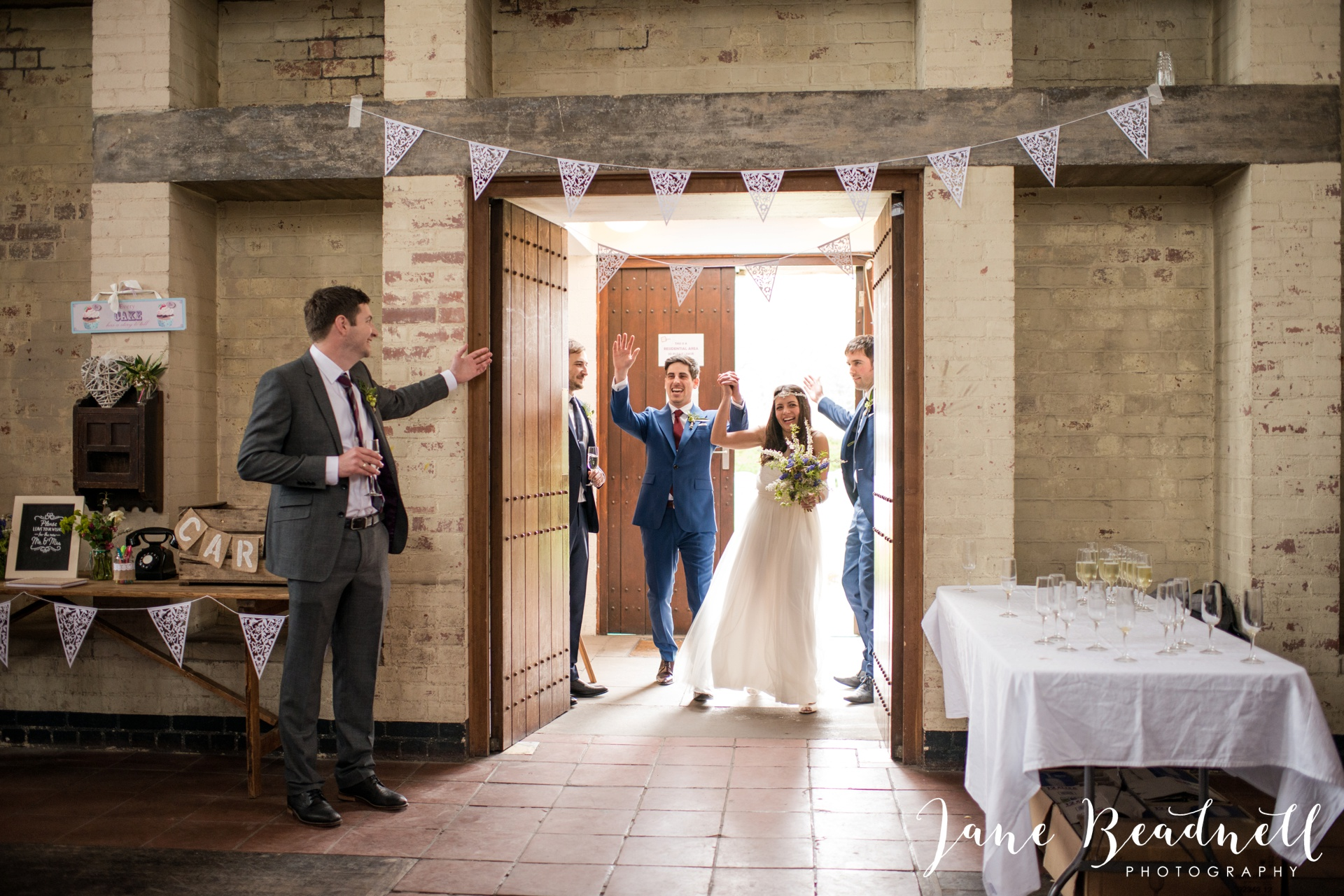 Left Bank Centre Leeds wedding photography by Jane Beadnell photography Yorkshire_0069