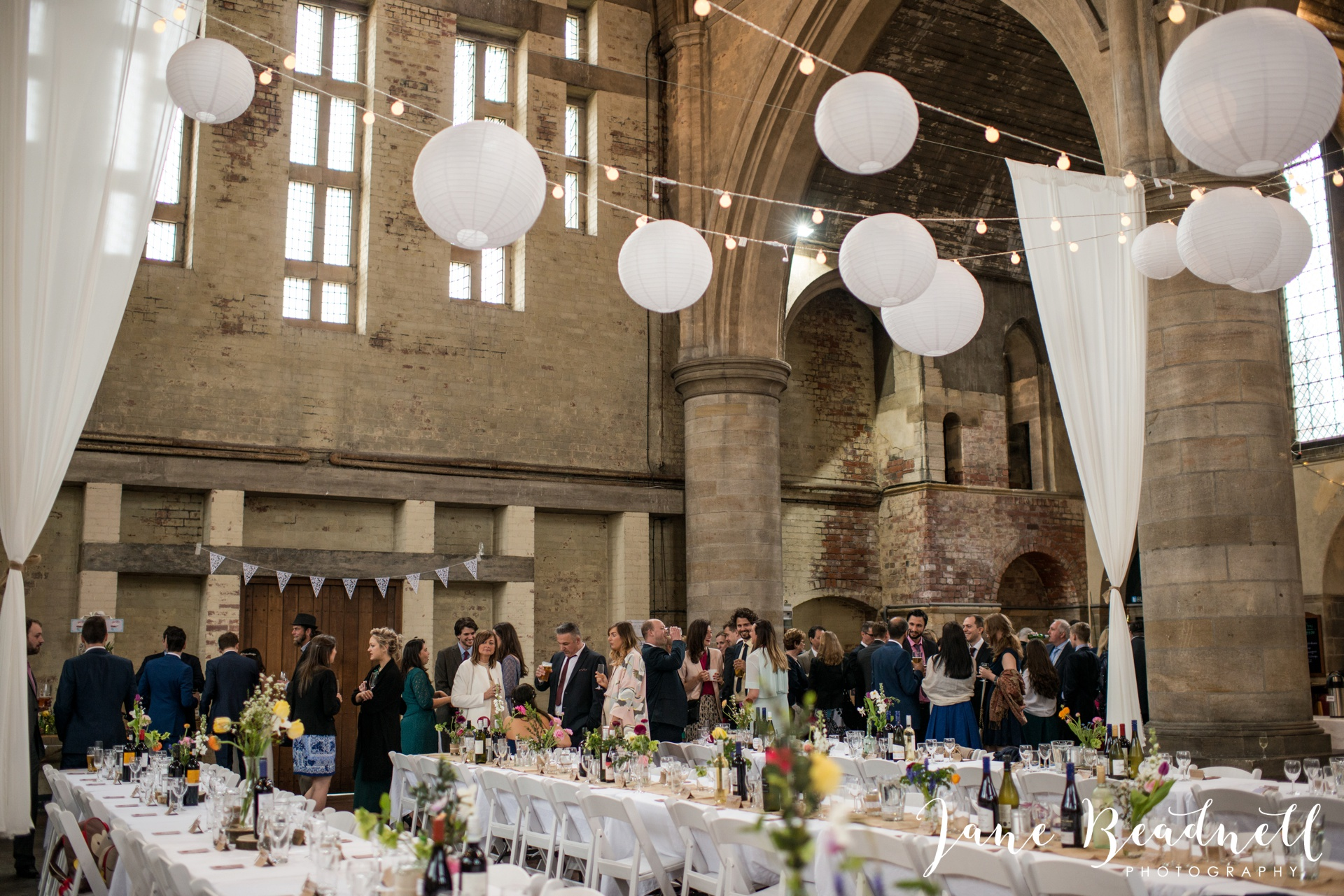 Left Bank Centre Leeds wedding photography by Jane Beadnell photography Yorkshire_0084