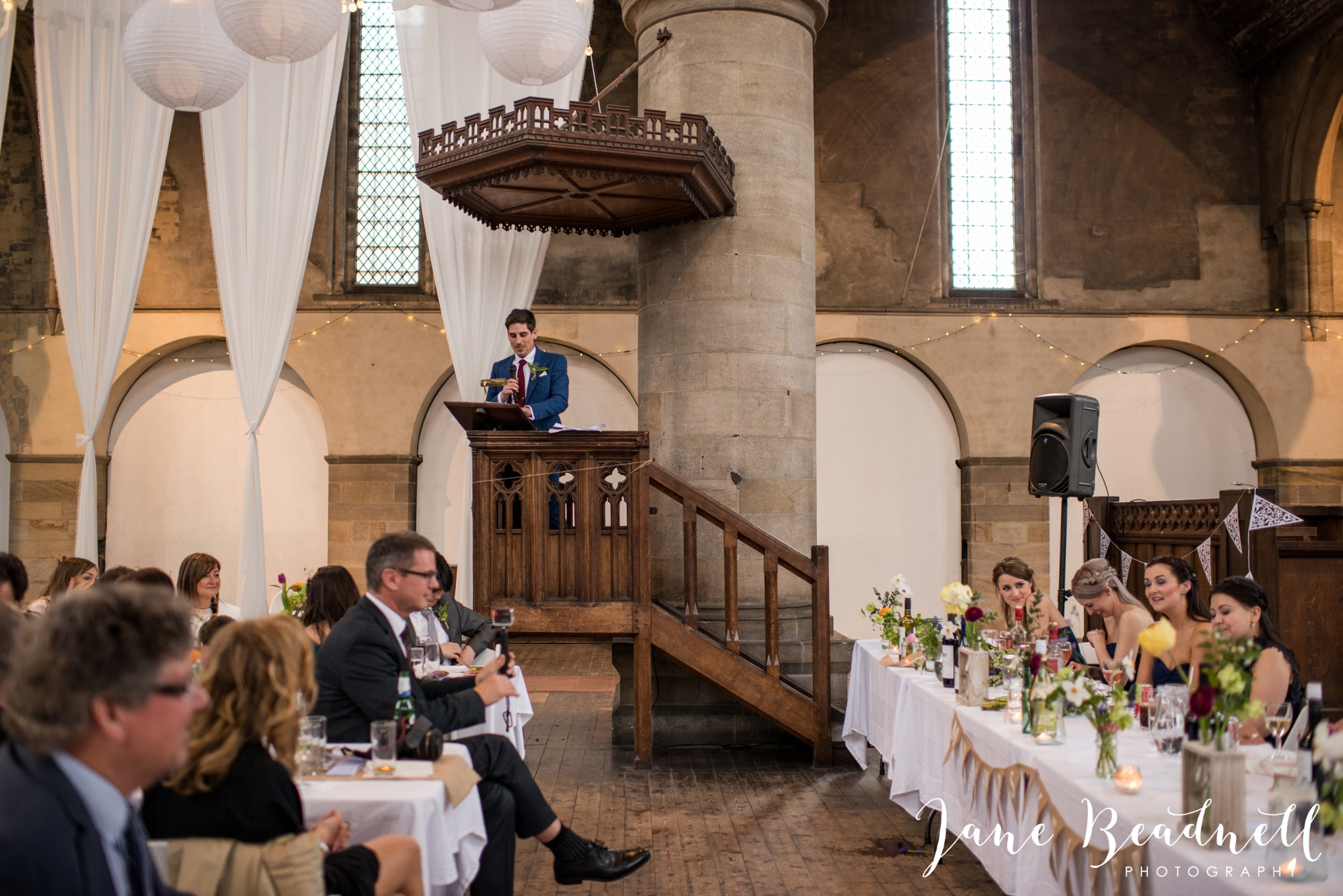Left Bank Centre Leeds wedding photography by Jane Beadnell photography Yorkshire_0104