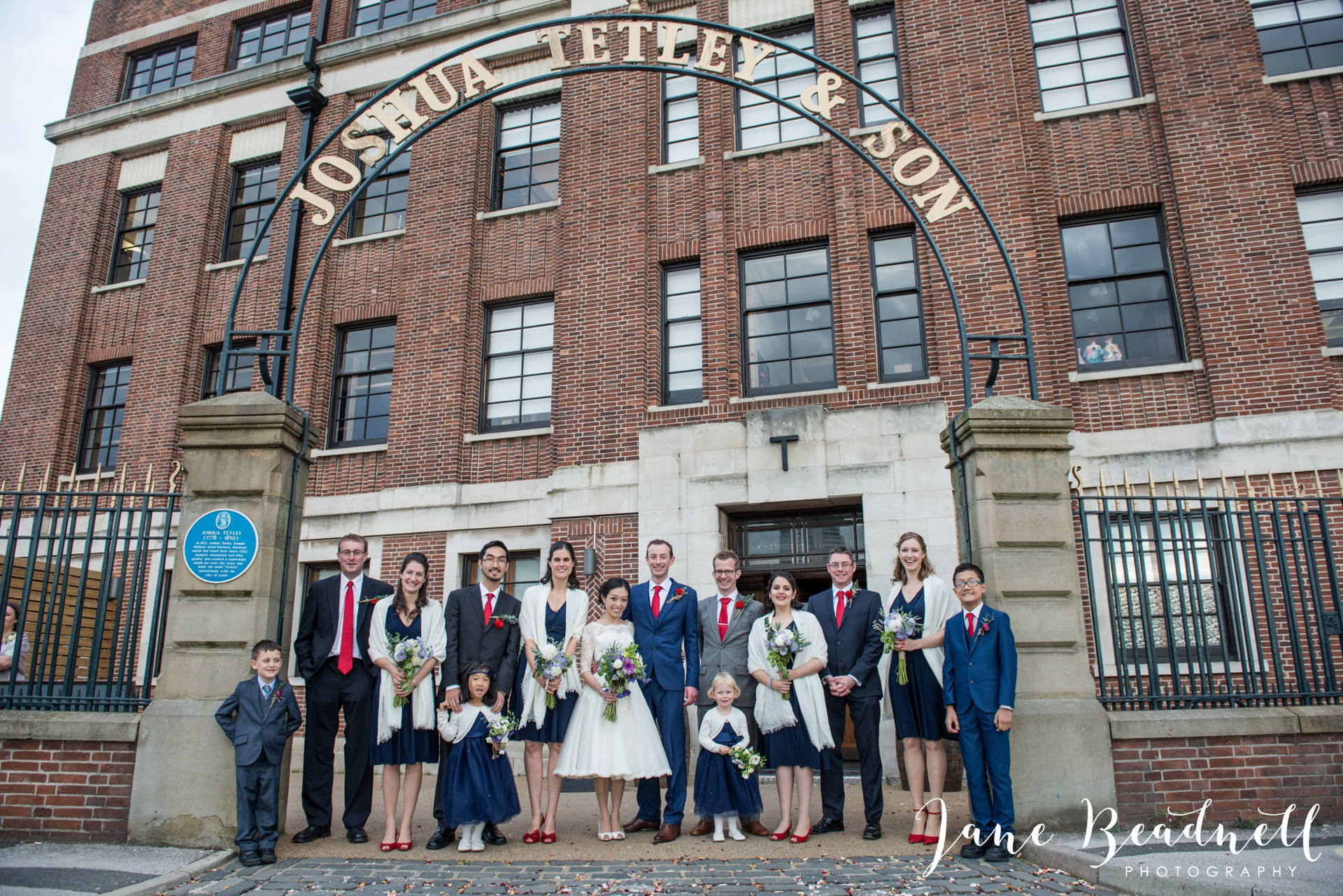 The Tetley Leeds Wedding Photography by Jane Beadnell_0063