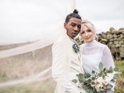 The Bivouac Wedding at Swinton Park, Masham