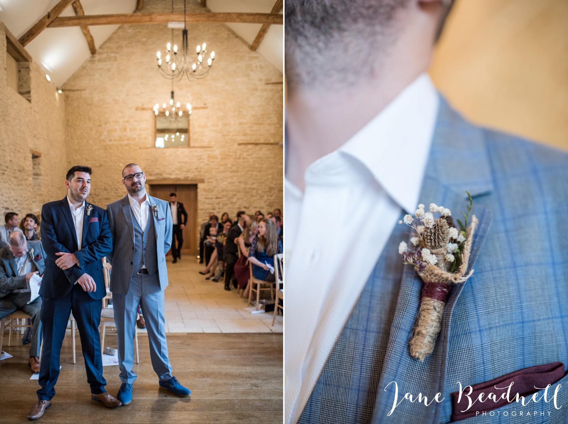The Kingcote Barn Bristol Yorkshire and destination wedding photographer Jane Beadnell Photography_0032