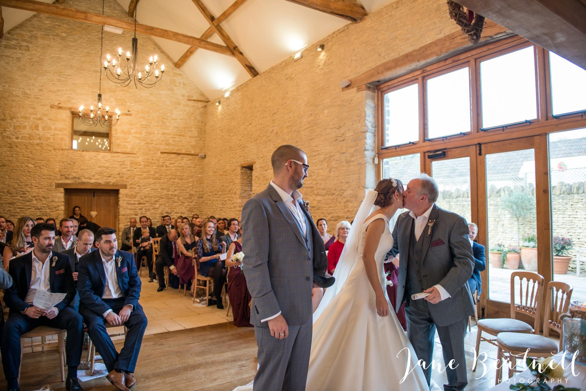 The Kingcote Barn Bristol Yorkshire and destination wedding photographer Jane Beadnell Photography_0044