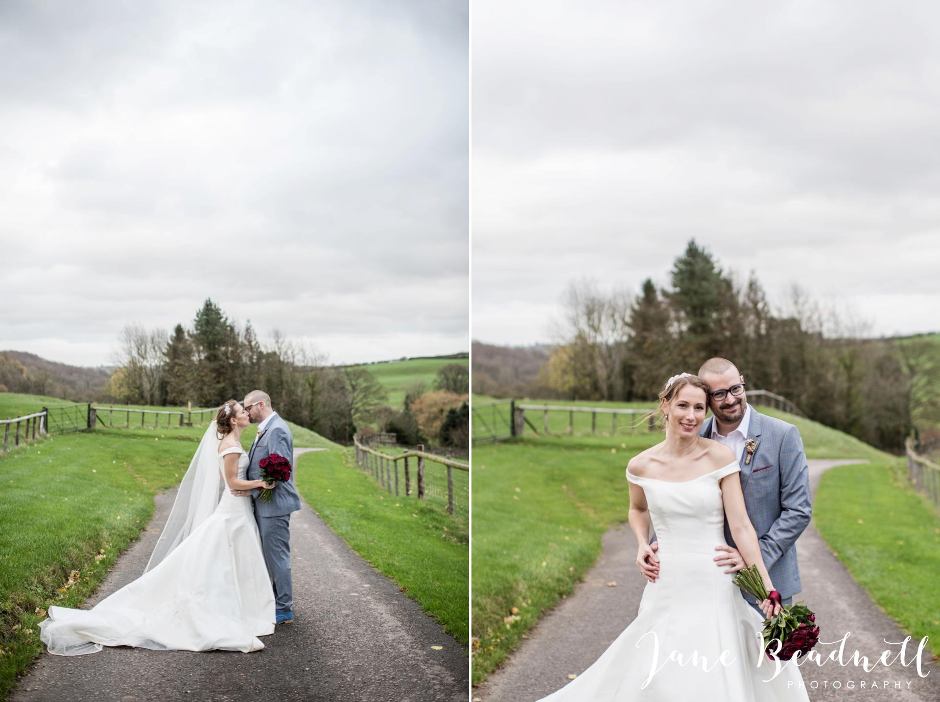 The Kingcote Barn Bristol Yorkshire and destination wedding photographer Jane Beadnell Photography_0058