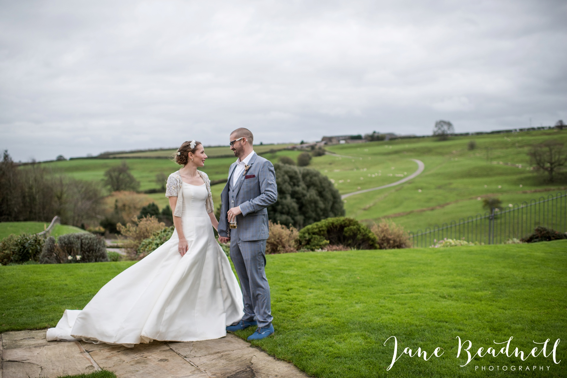 The Kingcote Barn Bristol Yorkshire and destination wedding photographer Jane Beadnell Photography_0069