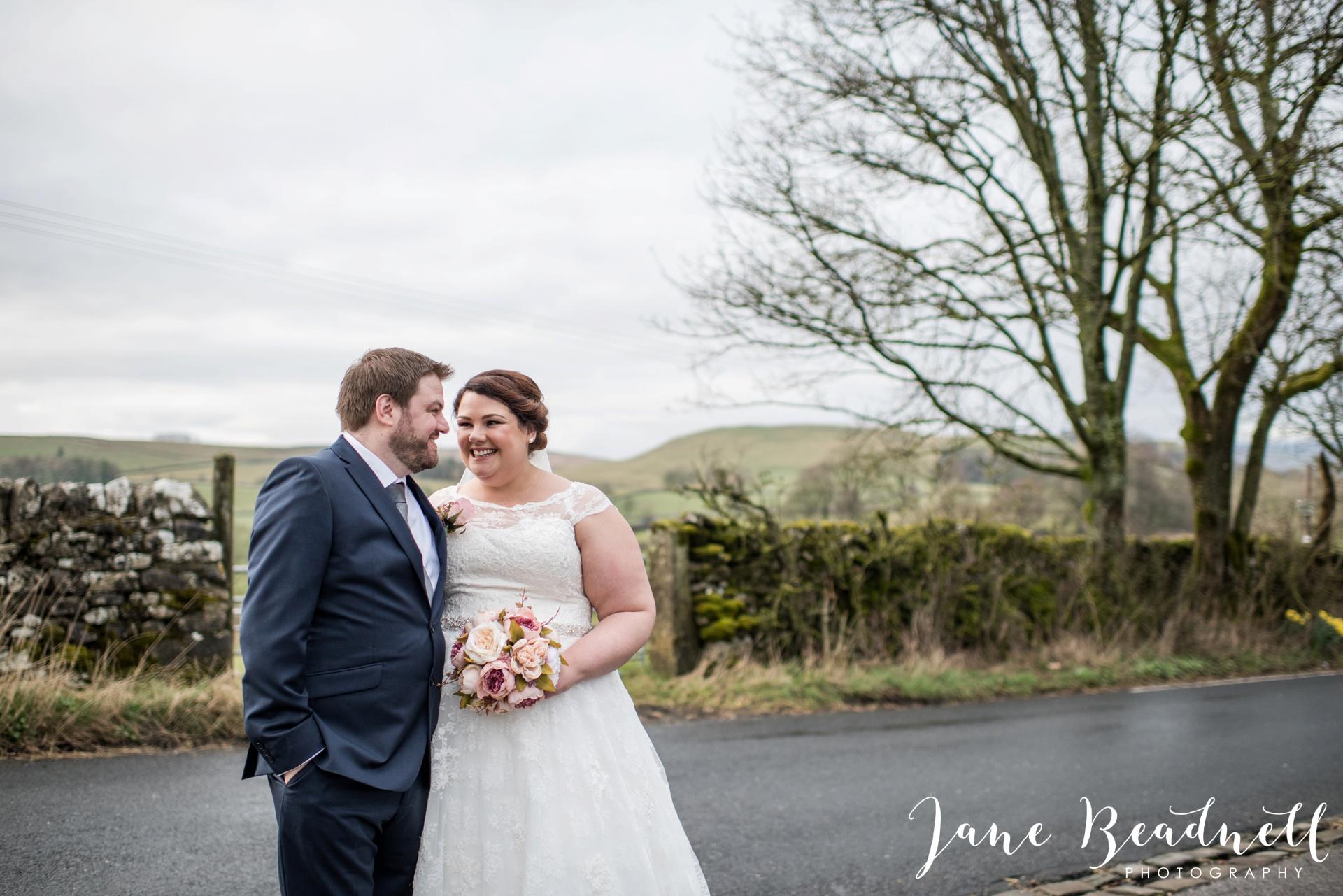 Fine art wedding photography jane beadnell photography Cracoe Village Hall Yorkshire_0006