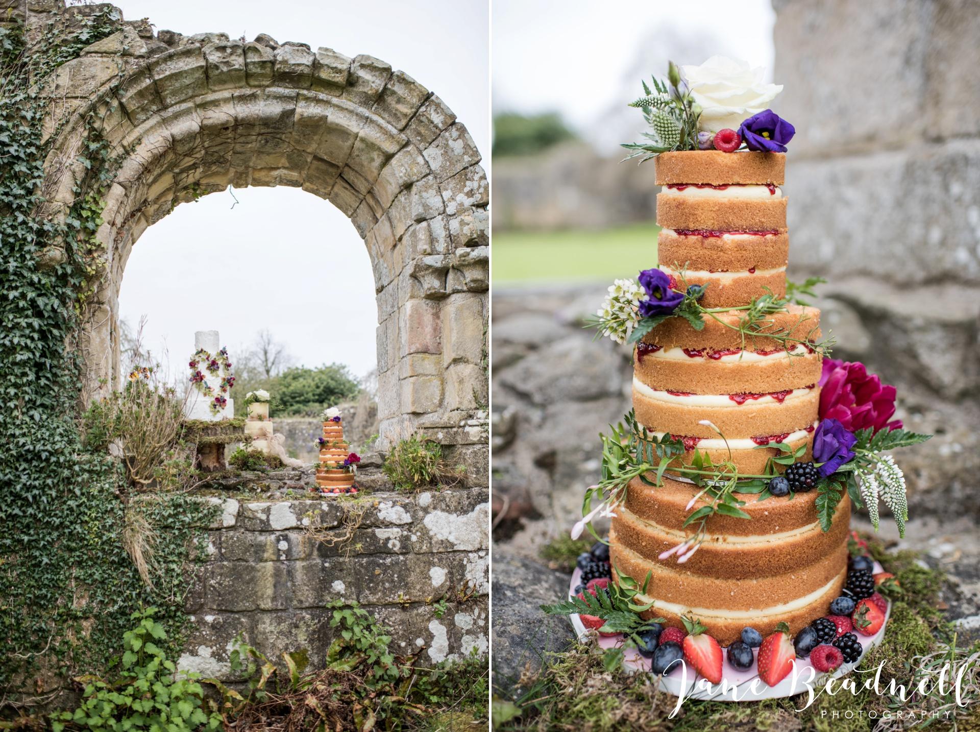 Jervaulx Abbey wedding photography fine art Yorkshire wedding photographer jane beadnell_0019