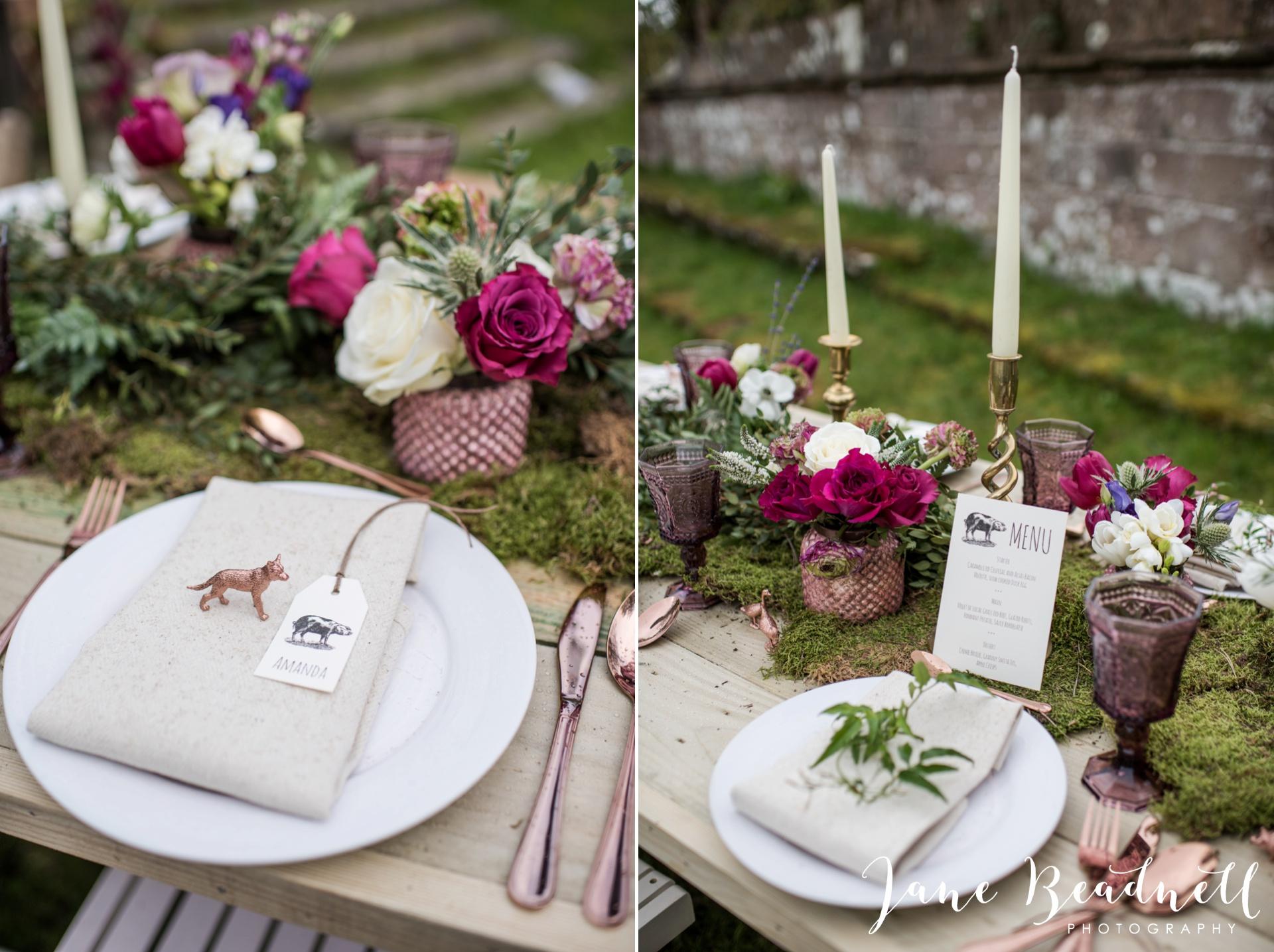 Jervaulx Abbey wedding photography fine art Yorkshire wedding photographer jane beadnell_0027