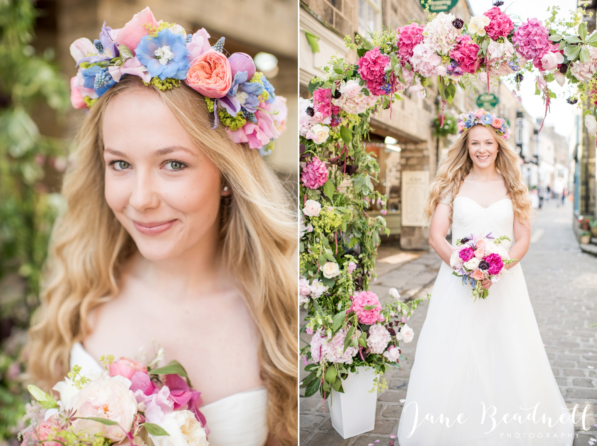 Fine art wedding photography by Jane Beadnell Photography Leafy Couture wedding flowers_0003