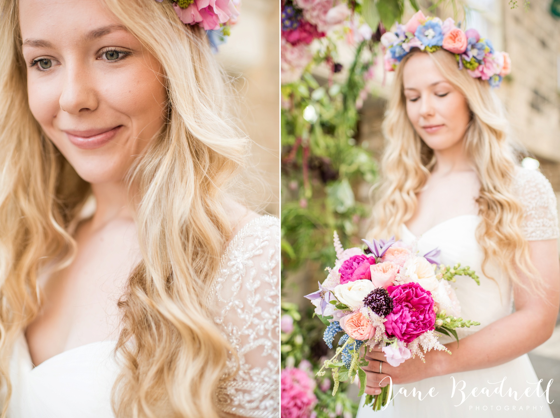 Fine art wedding photography by Jane Beadnell Photography Leafy Couture wedding flowers_0006