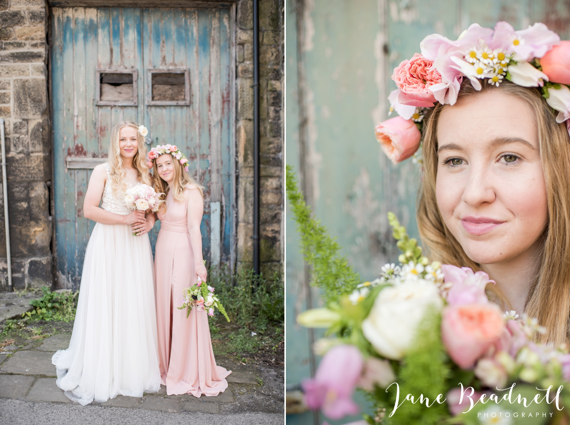 Fine art wedding photography by Jane Beadnell Photography Leafy Couture wedding flowers_0032