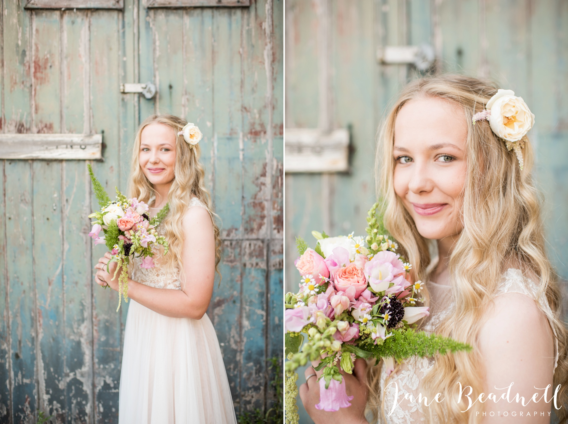 Fine art wedding photography by Jane Beadnell Photography Leafy Couture wedding flowers_0037