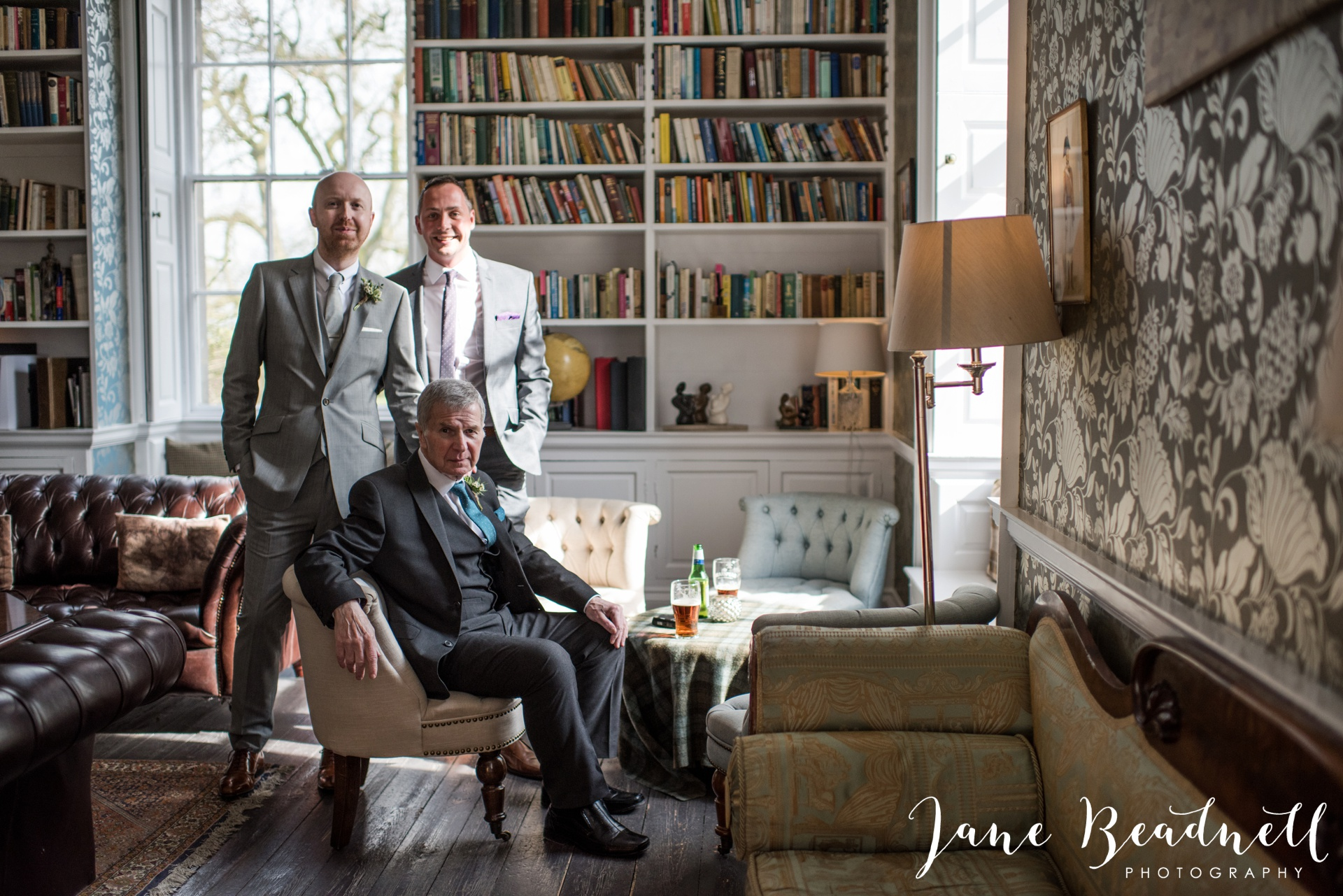 Middleton Lodge wedding photography by fine art wedding photographer Jane Beadnell_0076